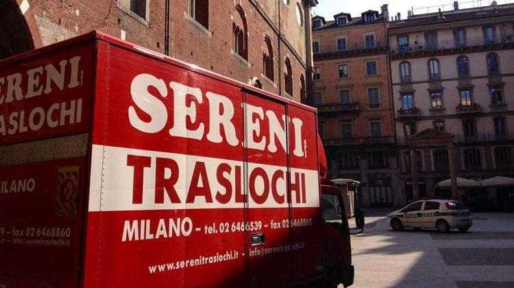 Ditta Traslochi Milano